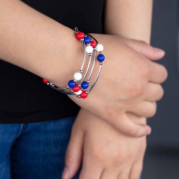 Let FREEDOM RING Bracelet